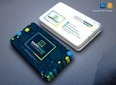 Online Shop_Business Card on Behance