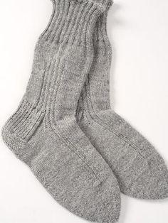 Pitkävartiset villasukat Novita 7 Veljestä   Novita knits