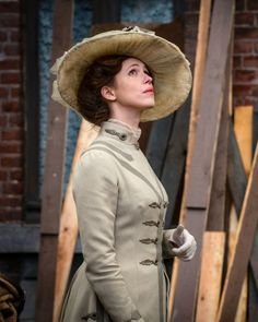 Rebecca Hall as Charlotte Hoffmeister in A Promise (2013).