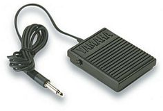 Yamaha FC-5 Sustain Pedal for Portable Electronic Keyboards by Yamaha. $14.99. Amazon.com                 This handy sustain pedal/FS controller hooks up to any synthesizer, tone module, or drum machine with a .25-inch phone jack sustain-pedal input. Specific compatible Yamaha devices include the PSR-D1, PSR-195, PSR-225, PSR-225, PSR-240, PSR-248, PSR-270, PSR-330, PSR-340, PSR-530, PSR-540. Its five-foot cable affords ample placement options. What's in the Box Sustain...