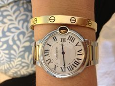 Cartier - I'd wear it. :)