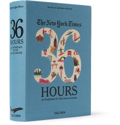 Taschen The New York Times 36 Hours: 150 Weekends in the USA and Canada Cloth-Bound Book | MR PORTER
