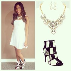 Icon Clothing, Peplum Dress, That Look, Pairs, Chic, Amazing, Clothes, Dresses, Fashion