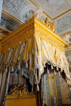 Catherine Palace A Tale of Two Cities: Russian Palaces
