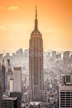 Empire State Building Silhouette Tattoo | www.pixshark.com ...