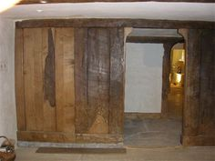Somerset Tudor screen
