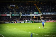 Leinster Rugby serves as inspiration for the fictional rugby team in Trying…
