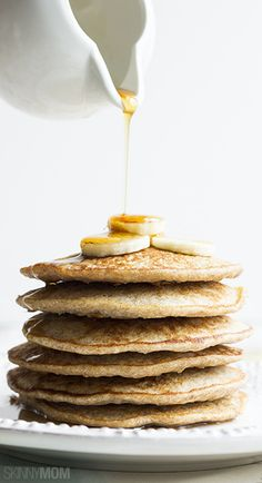 Try this super easy pancake recipe.