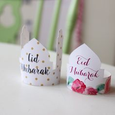 A Crafty Arab: 99 Creative Eid Projects. Salaam Aleikum, Here they finally are: Eid cake toppers, Islamic stars template and Eid gift tags! The cake toppers have an unusual mosque topper :) I have seen so many make cute cute little mosque...