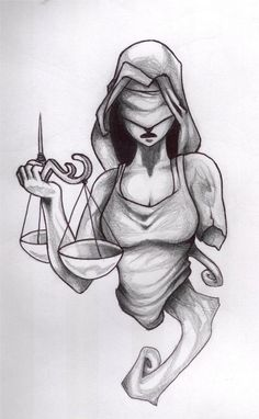 lady justice drawing - Google zoeken
