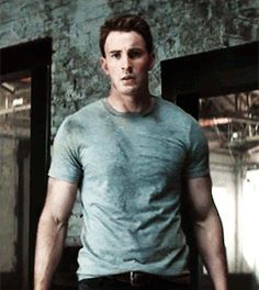 Steve Rogers <---- His face when he sees Bucky in the ant man end credits scene