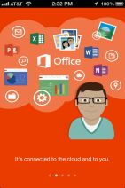 Microsoft Office Mobile arrives on iOS  http://hethlerized.wordpress.com/2013/06/15/microsoft-office-mobile-arrives-on-ios/
