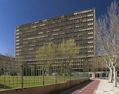 Facultad de Ciencias Geológicas de la Universidad Complutense #arquitectura #madrid