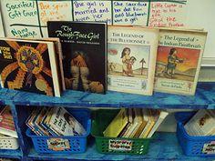 Trade books for Native American units