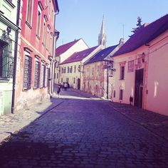cez ružové okuliare :) (by Bratislava
