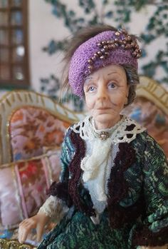 12th scale ooak Julie Campbell dowager from Downton Abbey | eBay