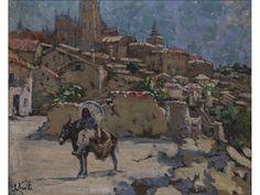 spanish village helmut - Búsqueda de Google Spanish, Painting, Art, Google Search, Art Background, Painting Art, Kunst, Spanish Language, Paintings