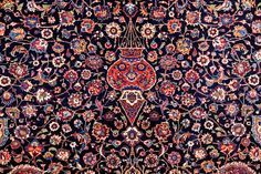 Persian carpet 8, is an essential part of Persian art and culture. Carpet-weaving is undoubtedly one of the most distinguished manifestations of Persian culture and art, and dates back to ancient Persia.Iran
