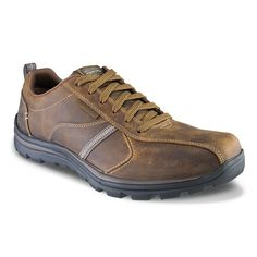 Skechers Relaxed Fit Levoy Men's Shoes, Size: 11, Dark Brown