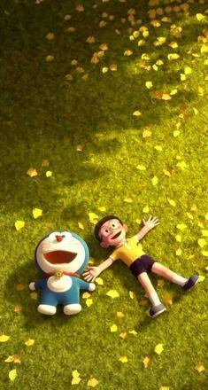 My favourite cartoon is Doraemon Cartoon Wallpaper Iphone, Cute Disney Wallpaper, Cute Cartoon Wallpapers, Baby Cartoon Drawing, Doremon Cartoon, Stand By Me ドラえもん, Friendship Wallpaper, Shin Chan Wallpapers, Doraemon Wallpapers