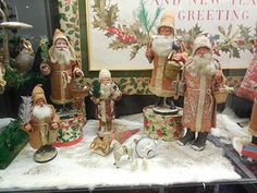 The Golden Glow of Christmas Past - 2010 Convention Photographs