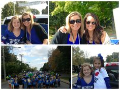 We had such a fun time at #MTSU homecoming this weekend! Great parade and an exciting come from behind win for Blue Raider Athletics! Who else was at the game? #CityAuto