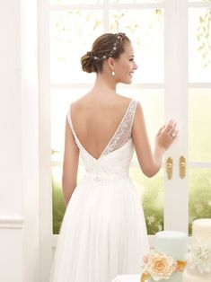 Wedding Dresses, Collection, Art, Fashion, Bridal Gowns, Boyfriends, Chic, Style, Gowns