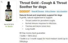 Home Remedies For Dry Hacking Cough In Dogs