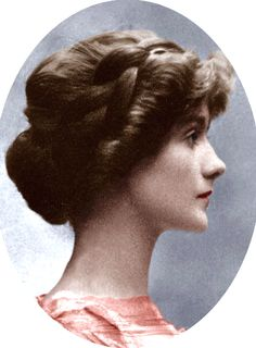 Gabrielle Chanel, called Coco Chanel (1883-1971), before 1914
