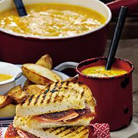 Scrumptious, comforting soups that will have everyone wanting seconds…