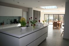 images kitchen extensions | ... extension created the perfect space for a new open planned kitchen and