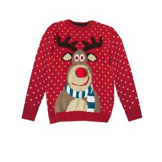Boys Christmas Sweater Rudolph >>> Visit the image link for more details. Christmas Jumpers, Christmas Sweaters, Childrens Christmas, Vintage Winter, Winter Day, Winter Sweaters, Jumpers For Women, Keep Warm, Retro Vintage