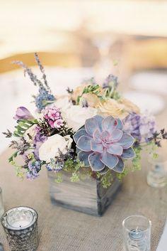 Rustic Wedding Centerpieces Fancy Ideas ❤ See more: http://www.weddingforward.com/rustic-wedding-centerpieces/ #weddings