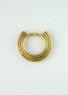 Scylla septum ring