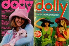 1970s DOLLY covers.