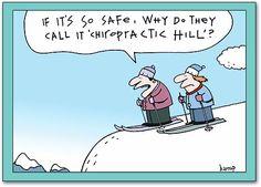 Chiropractic skiing winter #chiropractic Chiropractic Arts Center of Austin, P.C. :: www.cacaustin.com :: (512) 346-3536