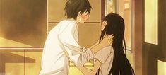 kimi ni todoke anime . Joe is forever on my hit list for this moment