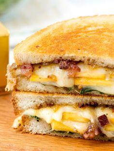 ultimate grilled swiss sandwich recipe #sponsored #finlandiacheese #finlandiabutter