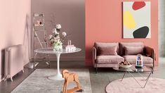 """Mehr zu Hause – Mehr Farbideen kommen Wenn Sie schon länger Lust verspüren, ihr Heim einer """"Frischzellenkur"""" zu unterziehen, dann trauen Sie sich und probieren einen neuen Farbanstrich. Mode & Wohnen Fashion Styles, Japanese Cherry Blossoms, Room Interior, Asylum, Colors, Homes"""