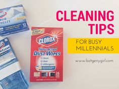CLEANING TIPS FOR BUSY MILLENNIALS #RealLifeClean #Ad @Target