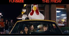 Fun Size : TV Spot Best Party Fun Size, Best Part Of Me, Halloween Party, Guys, Tv, Television Set, Sons, Halloween Parties, Boys