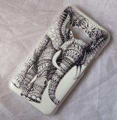 Lovely Funny ThailandElephant Hard Cover Case For Samsung Galaxy J1 Ace ( SM-J110 ) SM-J110_Pattern_ThailandElephant(China (Mainland))