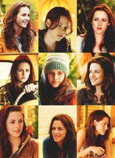 Bella Cute Kristen Stewart looks Die Twilight Saga, Twilight Breaking Dawn, Twilight New Moon, Twilight Series, Twilight Movie, Twilight Edward, Kristen Stewart, Bella Cullen, Edward Bella