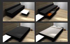Gabrijela Tumbas' Compact Dwelling Concept