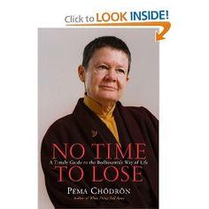 PEMA CHODRON UNSTUCK GETTING