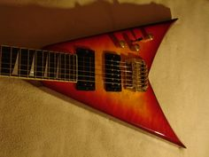 1995 King V Pro, another Mustaine. Beautiful.