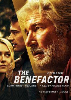 The Benefactor Richard Gere (Actor), Dakota Fanning (Actor), Andrew Renzi (Director)