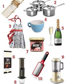 Ok hands up who's not started their Christmas shopping?! With a million billion gifts to choose from it can be tricky to know what to buy for your foodie friends and family this Christmas...luckily my latest blog post is full of inspiration! Live on the blog now is my list of 10 Top Christmas gifts for food lovers from great little stocking fillers to mega kitchen gadgets that will enhance any kitchen there's something for all budgets! Come take a look on the 'Tools tips & links' page…