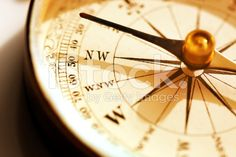 Close up of needle on directional compass royalty-free stock photo Royalty Free Images, Royalty Free Stock Photos, Antique Photos, Image Now, Compass, Close Up, Learning, Leadership, Photography
