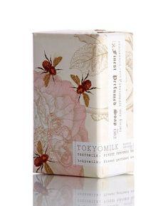 Beautiful Packaging from TokyoMilk